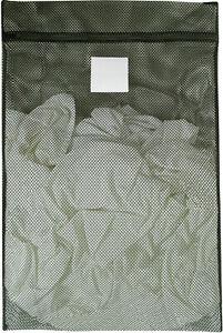 Mesh Laundry Barracks Bag Washable - Zippered for Washing Machine Protection