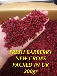 Dried Barberries Zereshk 100%  Premium Quality 200gr 🌺