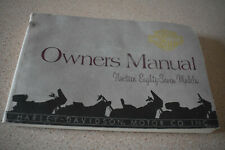 Harley-Davidson 1987 Repair Motorcycle Manuals and ... on