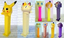 PEZ - POKÈMON - PIKATCHU - PSYDUCK - MEOWTH - MEW - KOFFING - Please select !!!