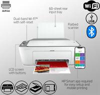 Wireless Bluetooth Printer WiFi Label Scanner Copier Thermal Inkjet Alexa Siri