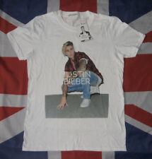 Justin Bieber Oficial Camiseta 2016 100% auténticas Bravado R&B
