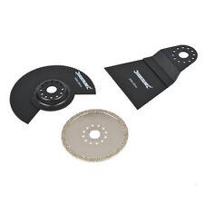 General Purpose Cutting Accessory Kit 3 piece Multi-Cutter Accessories