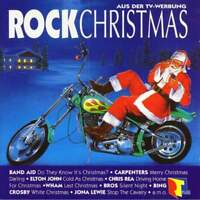 CD ROCK CHRISTMAS Vol.1 - 16 Titel - Wham,Slade,Bing Crosby... Neuwertig !!