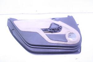 08 Smart ForTwo Left Side Interior Door Panel