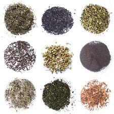 Loose Leaf Tea 62+ types! Matcha Thé Vert Oolong, Herbal Pu Erh, thé noir 200 g