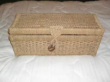 Sea Grass Storage Box - 26'' wide - 10'' high - 10'' deep - Collect Epsom KT19
