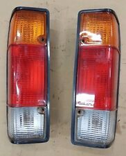 VW CADDY MK1 PICKUP REAR LIGHTS LEFT & RIGHT SATURNUS 147945111 147945112