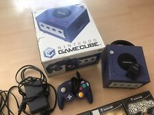 Nintendo GameCube Indigo Spielekonsole (PAL) mit 15 Spielen