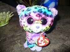 "New Justice 6"" TY Beanie Boo Trixie the Leopard"