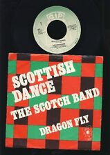 The Scotch Band - Scottisch Dance - Dragon Fly - 7 Inch Vinyl - HOLLAND