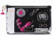 NWT Sakroots Tech Kit Black White One World New Reusable Pouch New SHIP INTL
