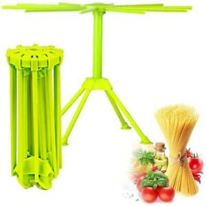 Collapsible Pasta Drying Rack-Plastic Household Stander for Fresh Noodles/*
