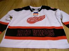 DETROIT RED WINGS CHILDS JERSEY NEW W/ TAGS   (FREE SHIPPING CANADA ONLY)