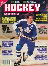 1979 Hockey Illustrated Magazine: Darryl Sittler Maple Leafs/Bryan Trottier Post