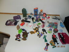 Happy meal toys from fast food and places other misc things