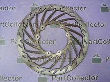 USED DERBI SENDA SM 125 BAJA TERRA FRONT WHEEL DISC BRAKE 00H01223021 2004-2009