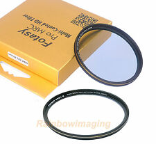 67mm MRC Nano Multi-Resistant Coating UV +CPL Polarizing Filter Canon Nikon Lens