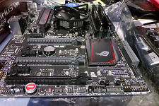 ASUS MAXIMUS VIII Ranger i7 6700k 16 gb Corsair DDR4 NEW Opened and tested