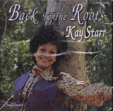 Back to the Roots by Kay Starr (CD, 1996 GNP/Crescendo) 1975/Mastered/Bonus