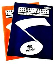 Piano Course Book Michael Aaron Grades 1 And 2 Book