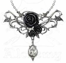 Women's Gothic Crystal Necklaces