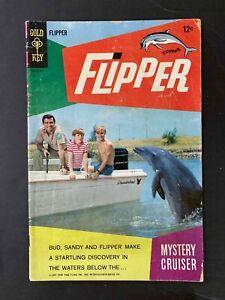 FLIPPER #3  GOLD KEY COMICS 1967 VG