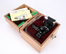 Olympus Microscope Camera Pm-6 + Wooden Box, Clean/214013