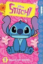 DISNEY STITCH! 2 - TSUKIRINO, YUMI - NEW PAPERBACK BOOK