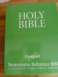 Compact King James Version Westminster Reference Bible Calfskin