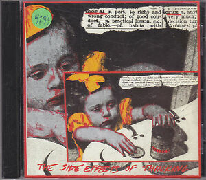 MORAL CRUX - the side effects of thinking CD
