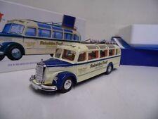 Mercedes-Benz Dinky Diecast Bus