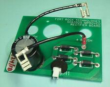 Generator Rectifier Board Improved Design!  Replaces Coleman Powermate 0063525