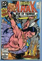 Arak Son of Thunder #31 1984 DC c