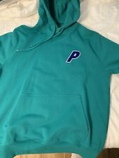 Palace Tri-Chenille Hoodie Green Large brand New