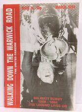Walking Down The Warwick Road Issue 26 Manchester United Fanzine 1994 WDWR