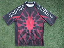 Rare Cannondale Vintage Retro Authentic Bike SS Cycling Jersey Top Medium 40""