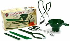 Norpro 6 Piece Canning Preserving Set New Includes Jar Magnetic Lid Lifter
