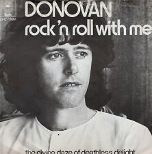 7inch DONOVANrock n roll with meHOLLAND 1974 EX  (S2741)