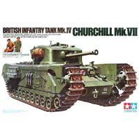 Tamiya 35210 British Infantry Tank MK.4 Churchill MK.Ⅶ 1/35