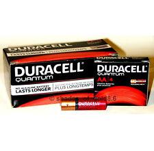 24 x AA Duracell Quantum Alkaline Batteries with Duralock (QU1500, LR6)