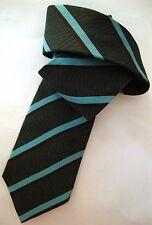 EMPORIO ARMANI Cravatta Tie Original 100% Seta Silk Made in Italy Nuova New