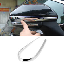 Chrome Rearview Mirror Trim For Toyota Camry 2018
