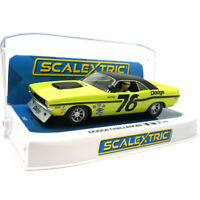 Scalextric C4164 Dodge Challenger - Sam Posey No.76 1/32 Slot Car