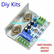 1pc JLH 1969 class A Amplifier Board HiFi High Quality PCB MOT/2N3055 Diy Kits