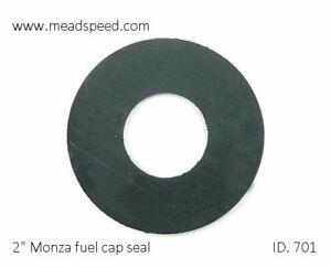 "Monza Fuel Cap, Filler Cap Seal 2"" Monza Seal, Oil Filler Cap, Norton BSA Triton"