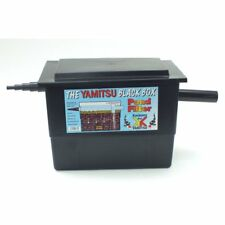 BASIC MEGA FILTER Black Box Fish Pond Filter System - Kockney Koi Yamitsu