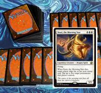 mtg WHITE DUSK TO DAWN DECK Magic the Gathering rares 60 cards yosei lena jazal