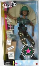 African American Barbie Paratrooper Mattel #29475 AAFES Special Edition