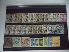 (26) SMALL COLLECTION OF INDO CHINA STAMPS NEW+ AND USED IN GOOD CONDITION